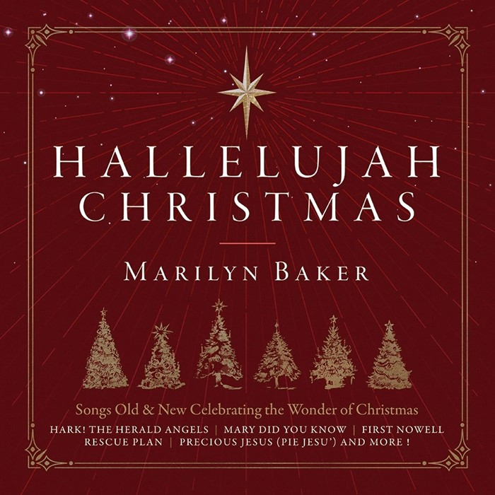 Hallelujah Christmas CD (CD-Audio)