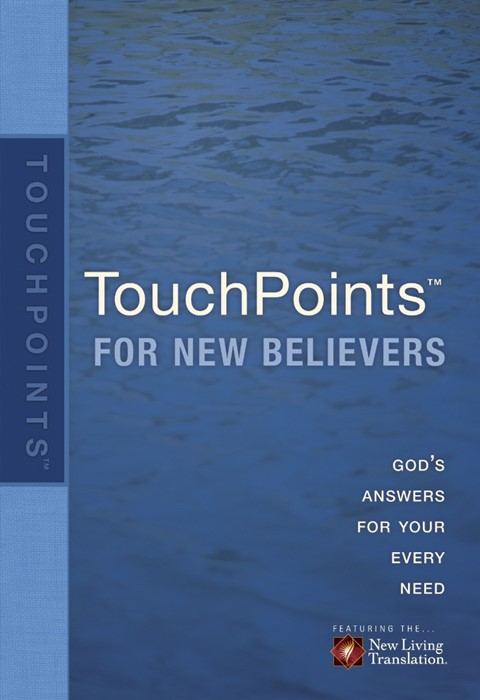 Touchpoints for New Believers (Paperback)