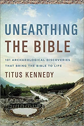 Unearthing the Bible (Paperback)