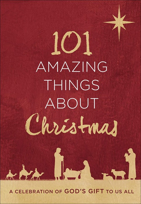 101 Amazing Things About Christmas (Hard Cover)