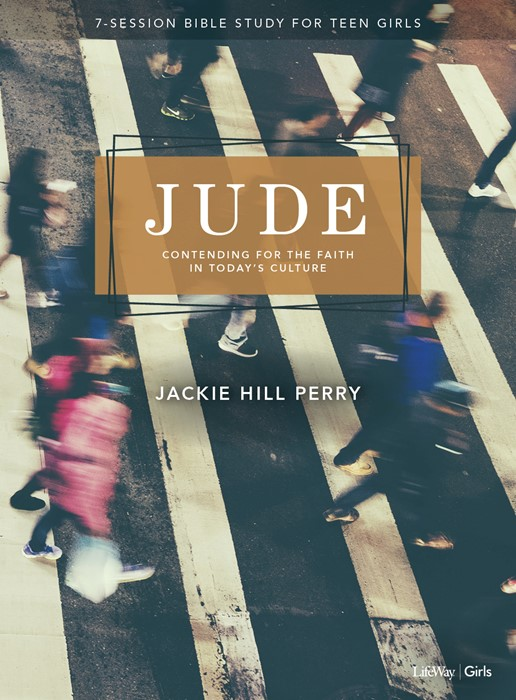Jude Teen Girls' Bible Study Book (Paperback)
