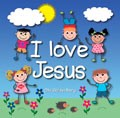 I Love Jesus CD (CD-Audio)