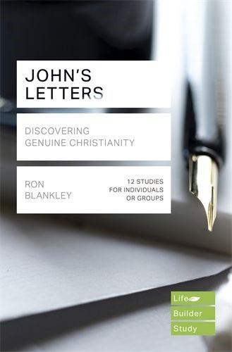Lifebuilder: John's Letters (Paperback)