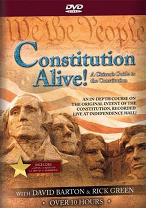 Constitution Alive! DVD Box Set (DVD)