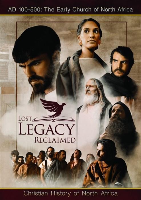 Lost Legacy Reclaimed DVD (DVD)