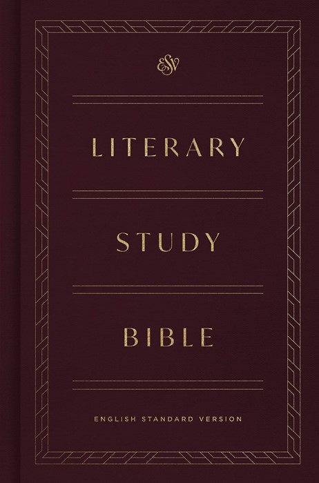 ESV Literary Study Bible (Hard Cover)