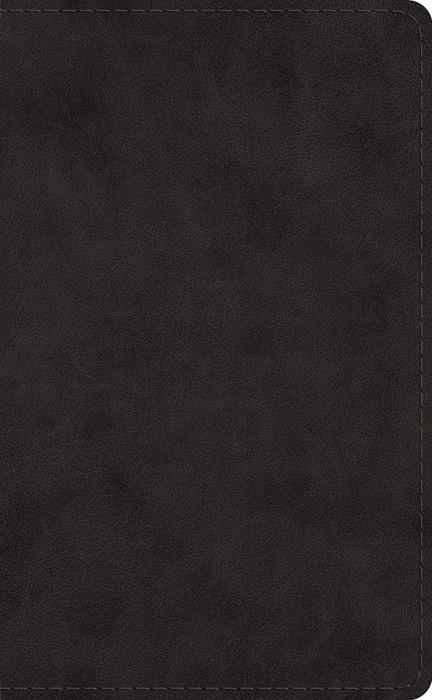 ESV Pocket Bible, Black (Imitation Leather)