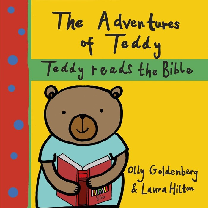 Adventures of Teddy: Teddy Reads the Bible (Paperback)