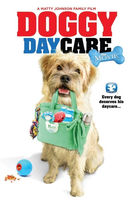 Doggy Daycare DVD (DVD)