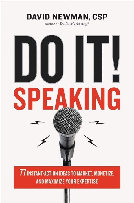 Do It! Speaking (Hard Cover)