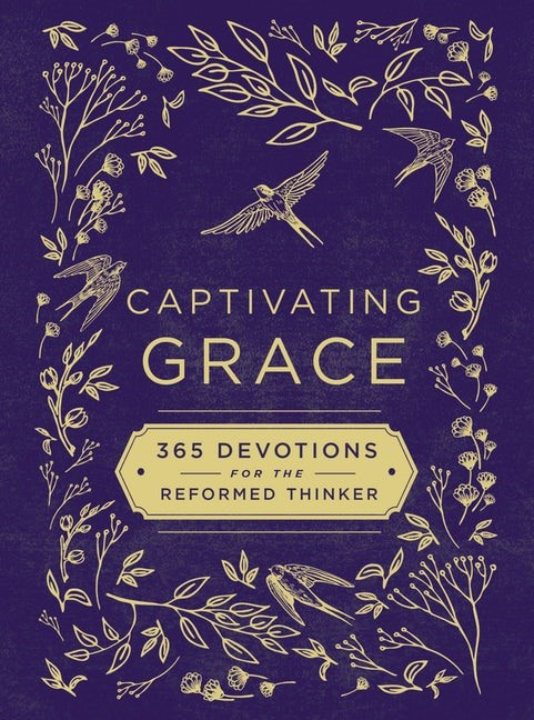 Captivating Grace (Hard Cover)