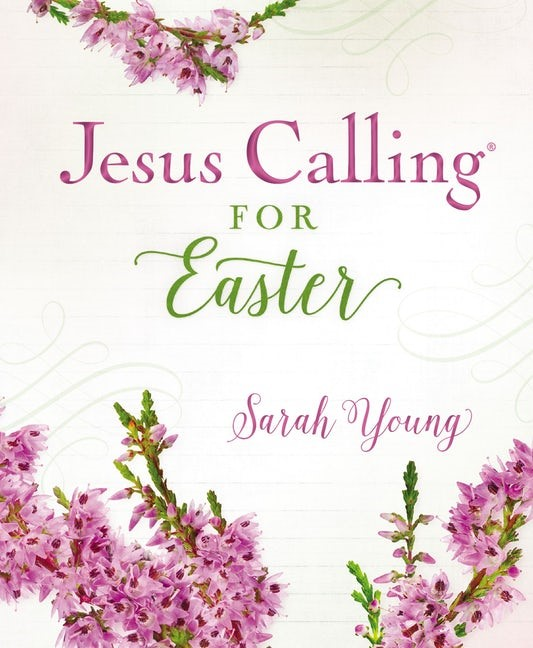 Jesus Calling for Easter (Hard Cover)