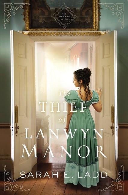 The Theif of Lanwyn Manor (Paperback)