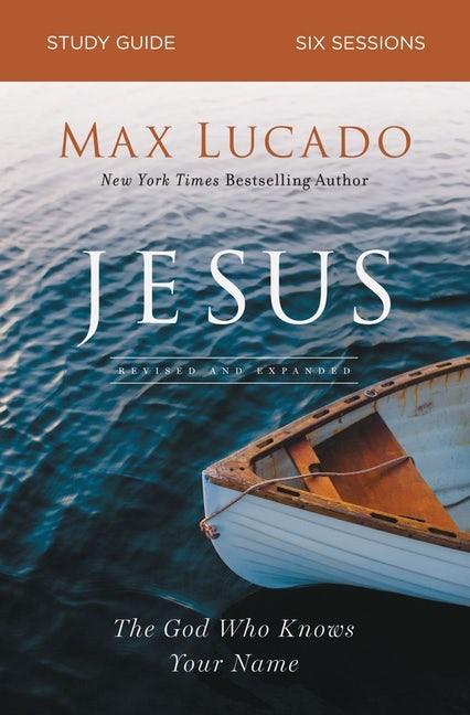 Jesus Study Guide (Paperback)