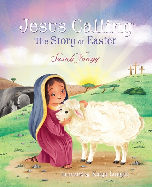 Jesus Calling: The Story of Easter (Board Book) (Board Book)