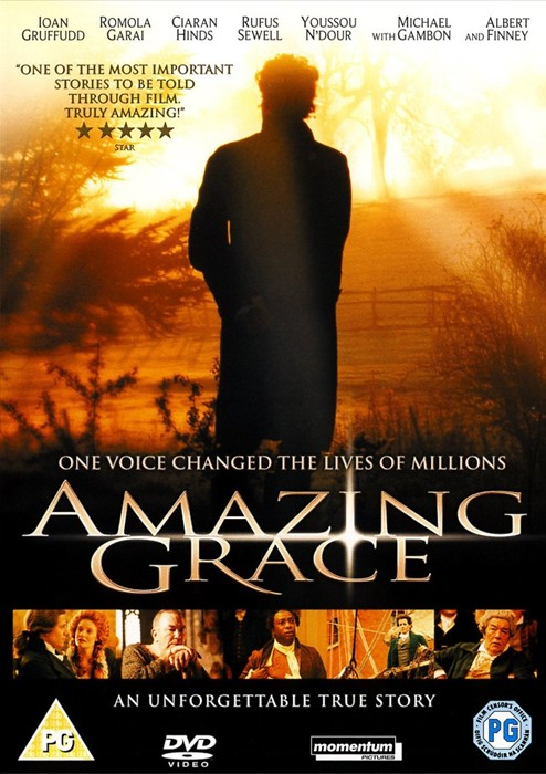 Amazing Grace DVD (DVD)