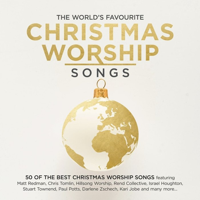 The World's Favourite Christmas Worship Songs CD (CD-Audio)