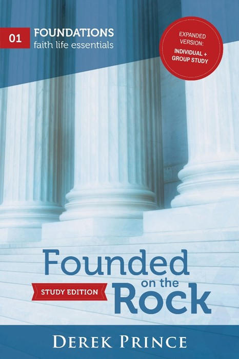Founded on the Rock Study Edition (Paperback)