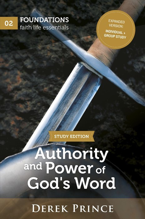 Authority and Power of God's Word Study Version (Paperback)