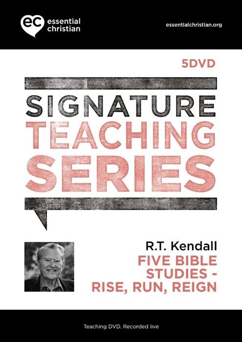 Signature Teaching Series: Rise, Run, Reign DVD (DVD)