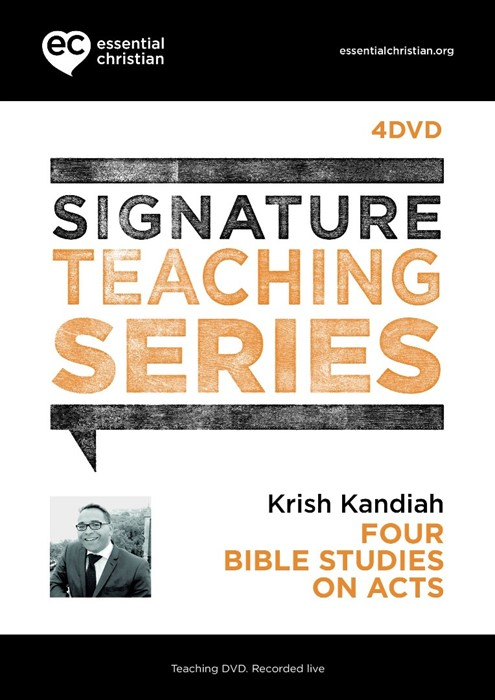Signature Teaching Series: Acts DVD (DVD)