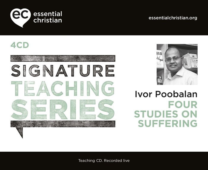 Signature Teaching Series: Suffering CD