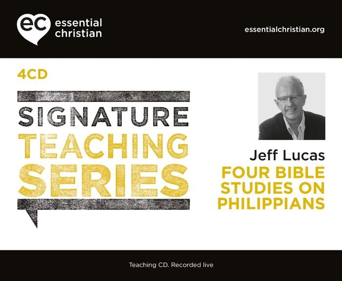 Signature Teaching Series: Philippians CD (CD-Audio)