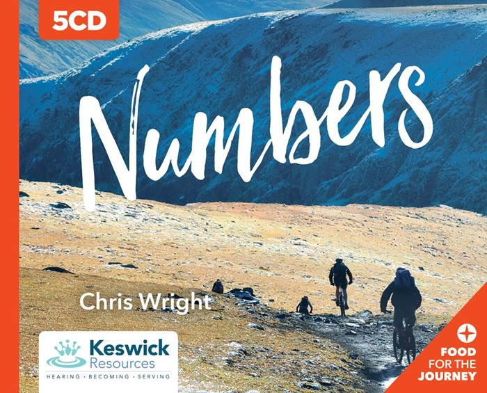 Food for the Journey: Numbers CD (CD-Audio)
