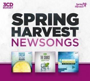 Spring Harvest Newsongs Boxset CD (CD-Audio)