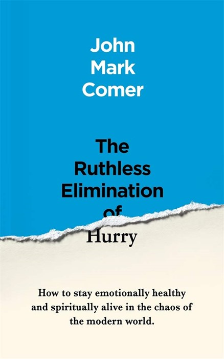 The Ruthless Elimination of Hurry (Paperback)