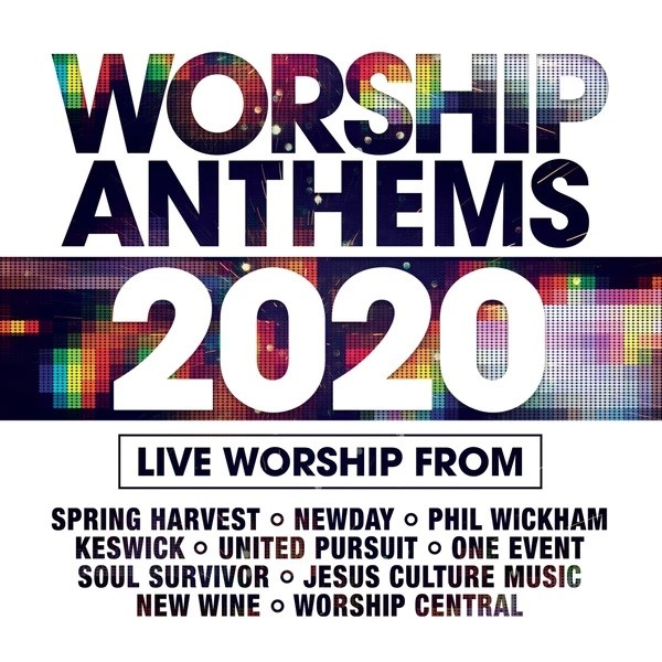 Worship Anthems 2020 CD (CD-Audio)