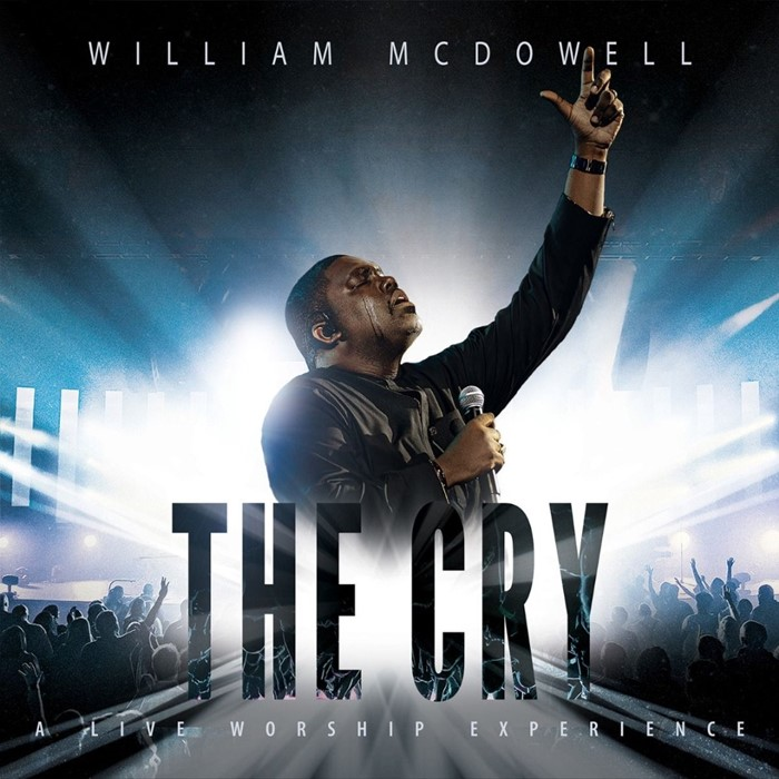 The Cry (Live) CD (CD-Audio)
