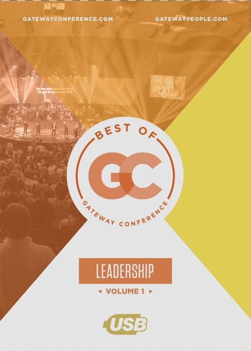 Best of Gateway Conference Volume 1: Leadership (USB)