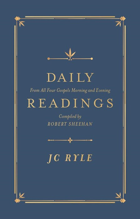 Daily Readings From All Four Gospels (Hard Cover)