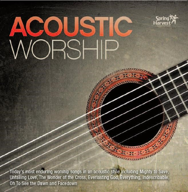 Acoustic Worship CD (CD-Audio)