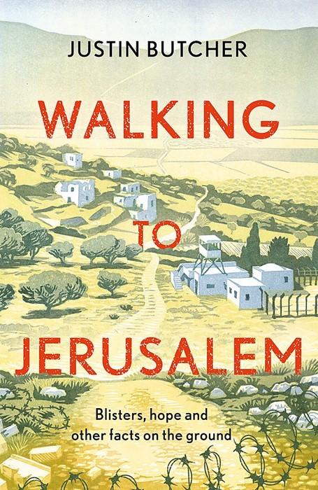Walking to Jerusalem (Paperback)
