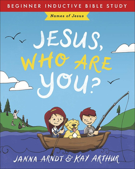 Jesus, Who Are You? (Paperback)