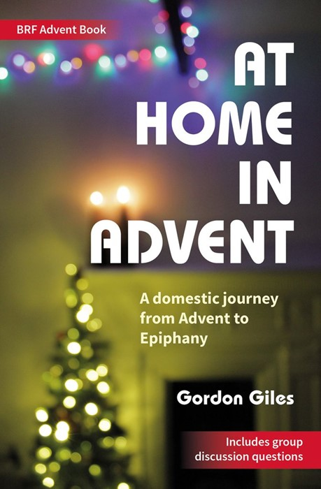 At Home in Advent (Paperback)