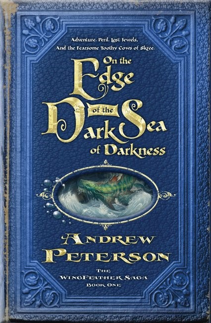 On the Edge of the Dark Sea of Darkness (Hard Cover)