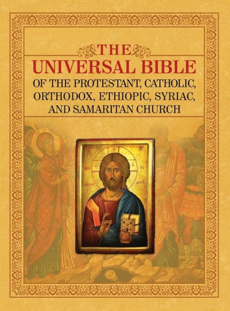 The Universal Bible (Hard Cover)