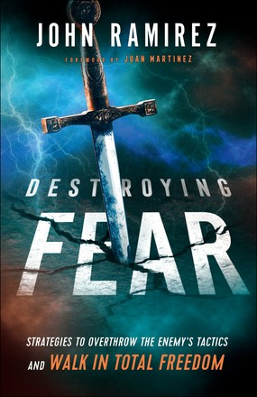 Destroying Fear (Paperback)