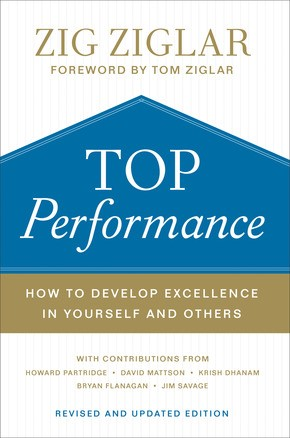 Top Performance, Revised and Updated Edition (Hard Cover)