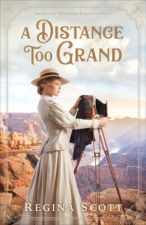 Distance Too Grand, A (Paperback)