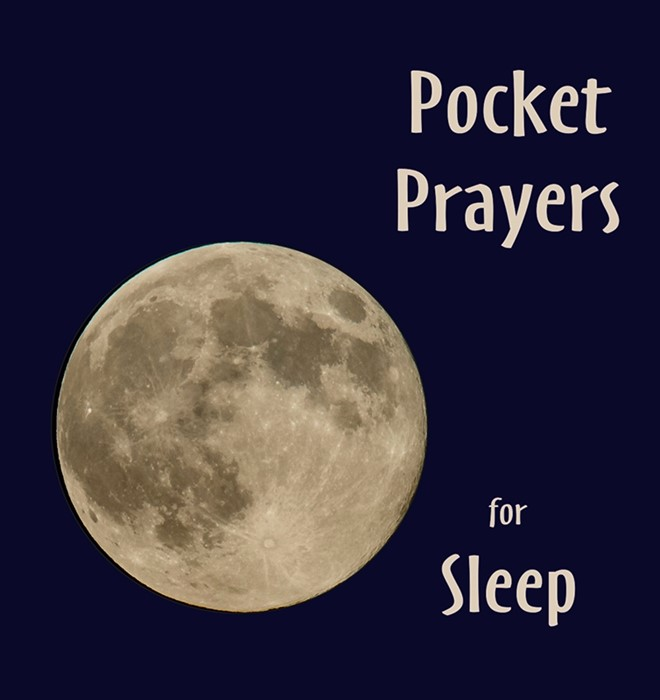 Pocket Prayers for Sleep (Booklet)