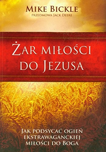 Passion for Jesus (Polish) (Paperback)