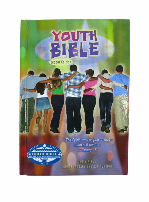 CEV Global Youth Bible (Hard Cover)