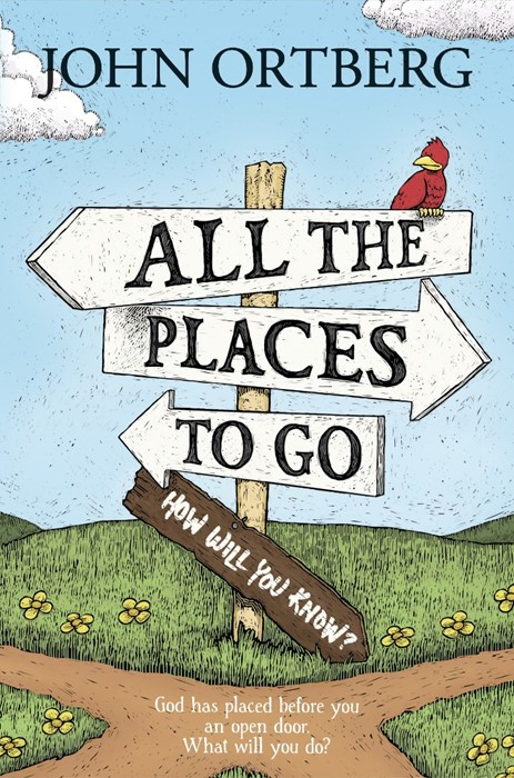 All The Places To Go . . . How Will You Know? (Hard Cover)