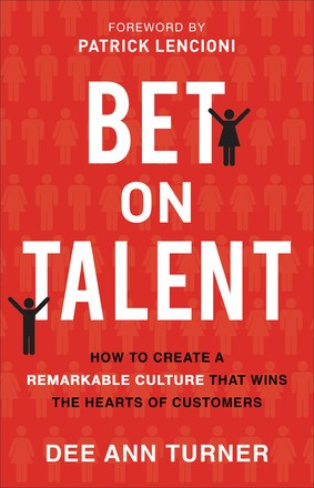 Bet on Talent (Hard Cover)