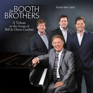 The Booth Brothers CD (CD-Audio)