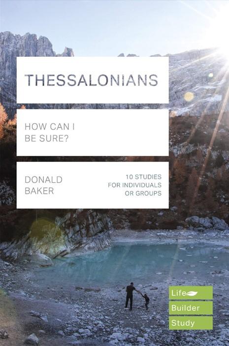 LifeBuilder: Thessalonians (Paperback)
